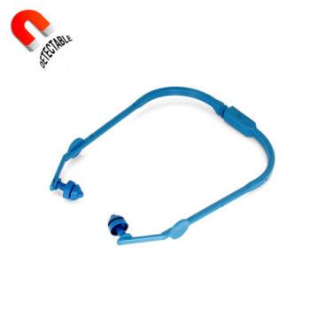 Protectores para oído con brida detectables