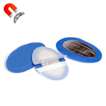 Tiritas detectables para quemaduras plasticos detectables