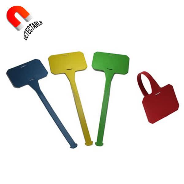 outlet(mk) grandes variedades fabricación hábil Etiquetas de plástico detectable - Plásticos Detectables