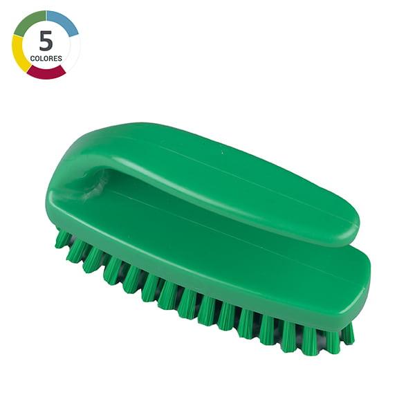 Cepillo de uñas con asa - Plásticos Detectables