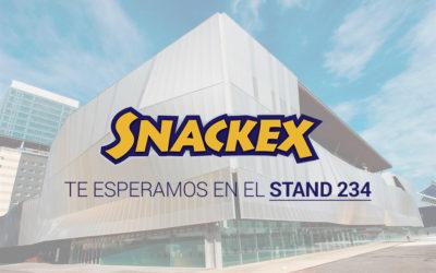 Plásticos Detectables presente en Snackex 2019