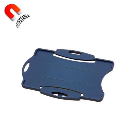 Porta tarjetas detectable